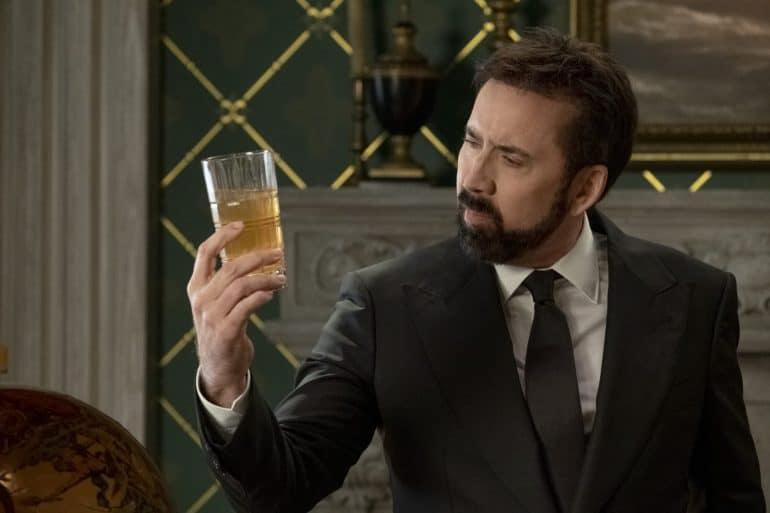 Nicolas Cage Host Netflix History Of Swear Words