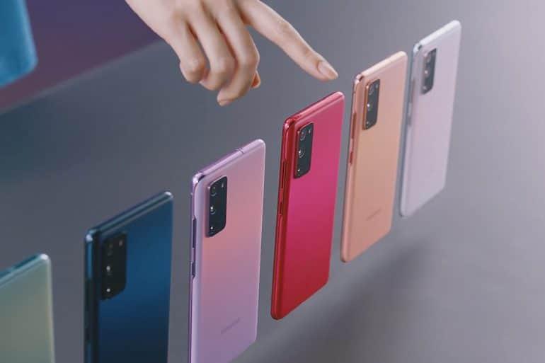 S20 FE 5G Smartphone