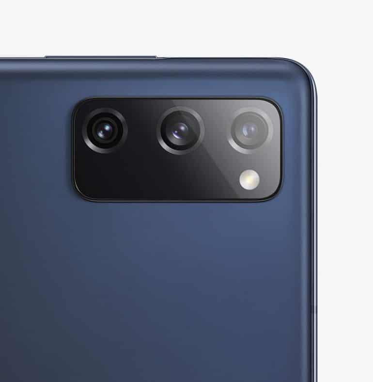 Samsung Galaxy S20 FE 5G Camera
