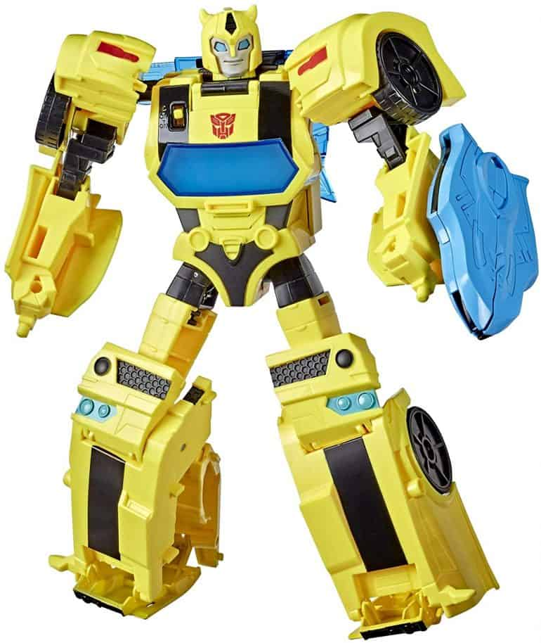 Transformers Bumblebee Cyberverse Adventures Battle Call Officer Class Action Figure