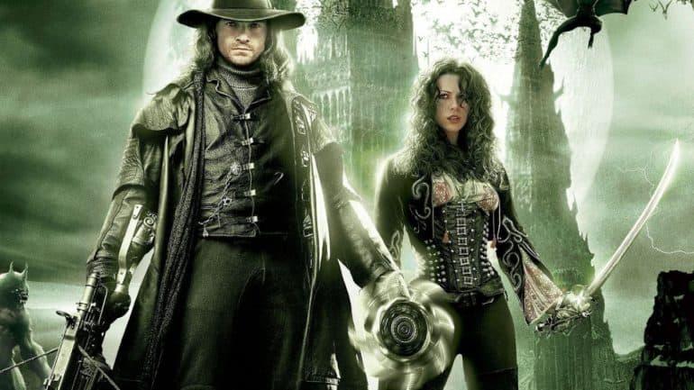 Van Helsing 2004 starring Hugh Jackman and Kate Beckinsale