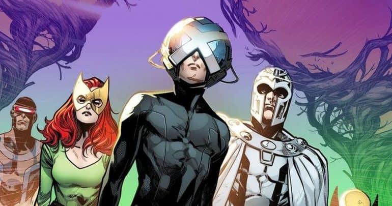 X-Men Comic Books 2020