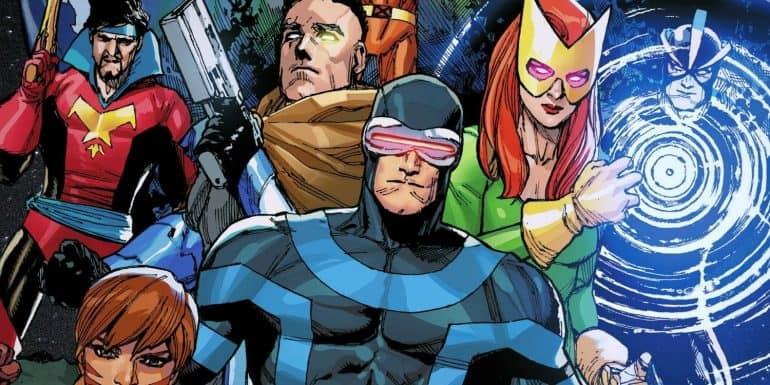 X-Men Comics 2020