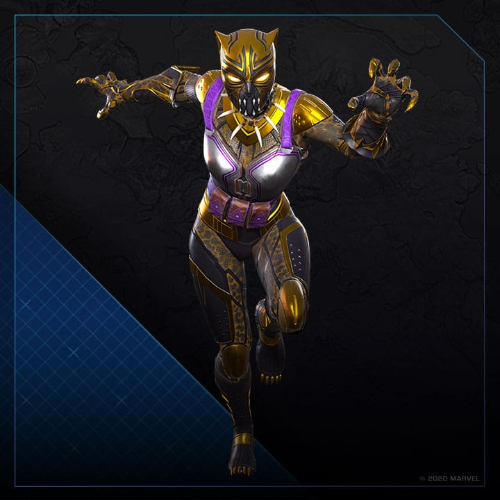 Marvel Contest Of Champion Female Black Panther