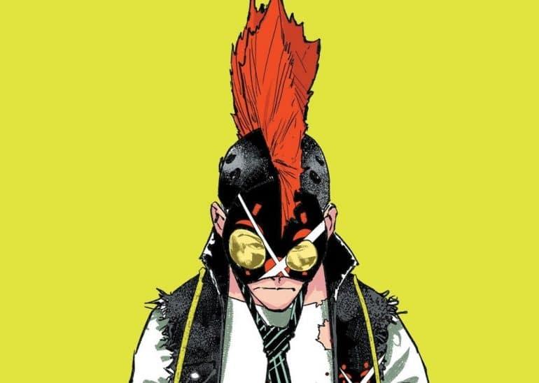clownhunter as Robin