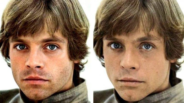 Sebastian Stan Play Luke Skywalker After Mark Hamill