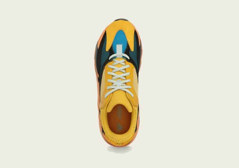adidas Originals Drops Latest YEEZY BOOST 700 SUN Sneaker