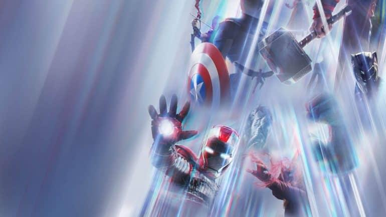 Marvel Studios - Legends S01E01