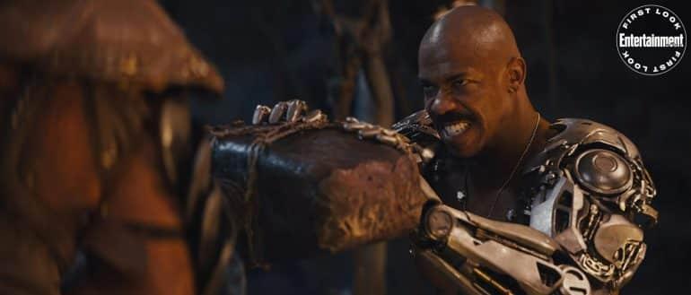 Mortal Kombat 2021 Movie Jax
