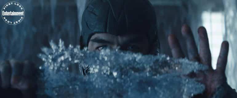 Mortal Kombat 2021 Movie Sub Zero