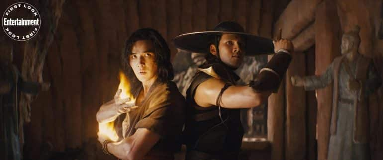 Mortal Kombat 2021 Movie images