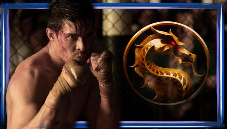 Mortal Kombat Movie Lewis Tan Cole Young