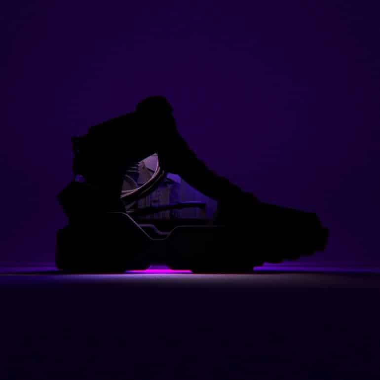 RTX 3080 Sneakers NZXT x RTKFT PC