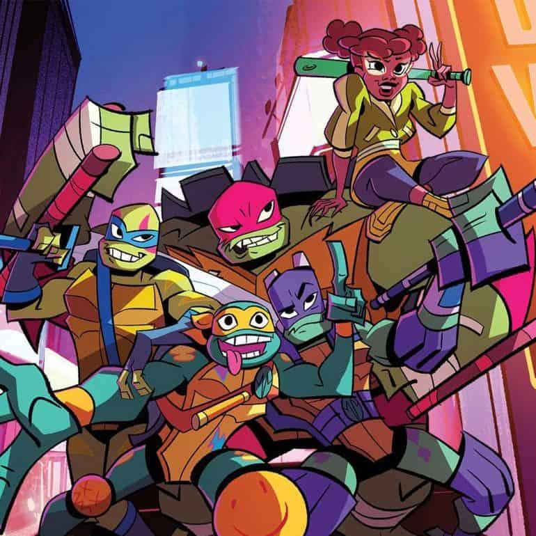 Rise of the Teenage Mutant Ninja Turtles Is GOOD