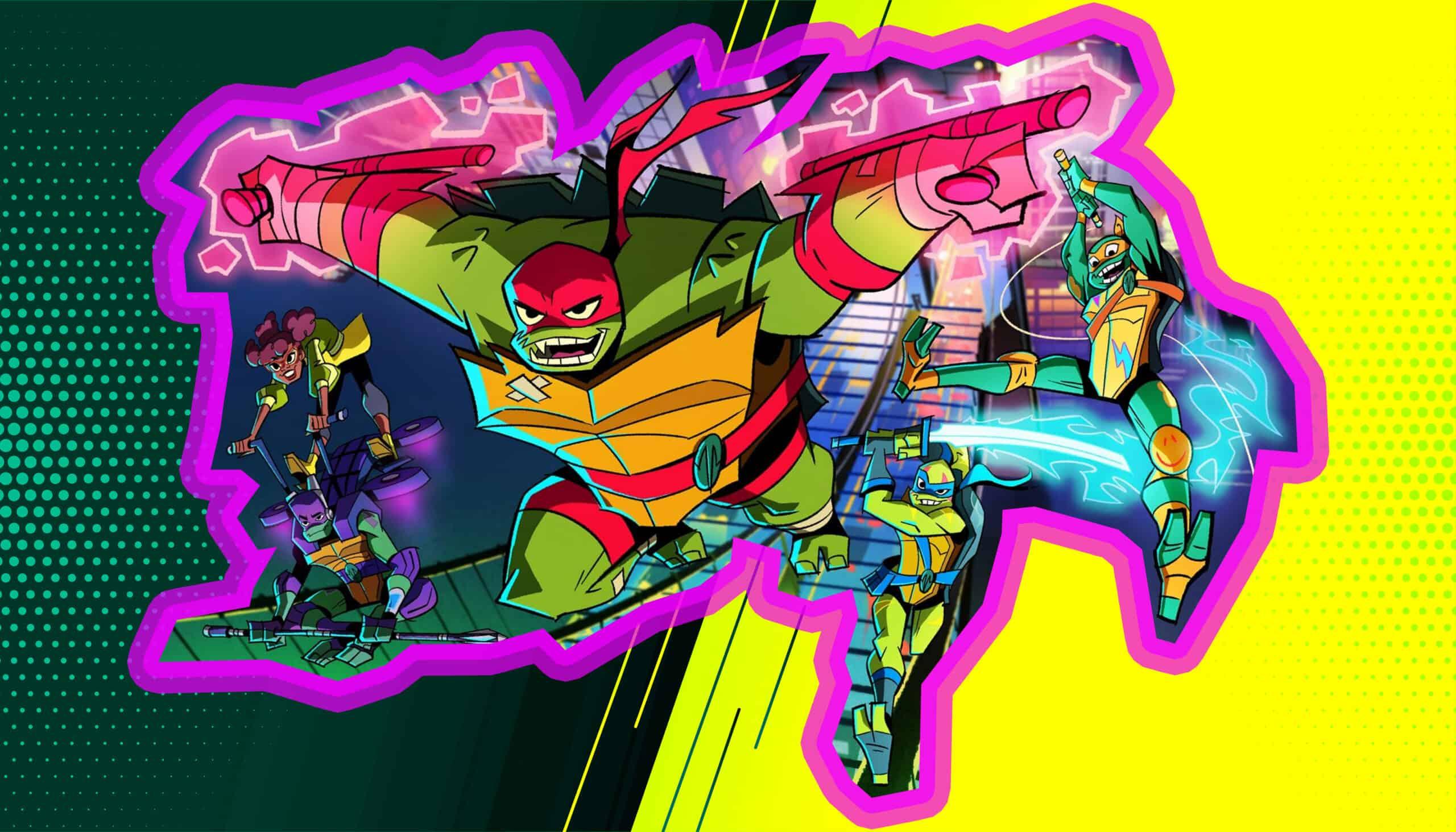 Rise of the Teenage Mutant Ninja Turtles Is GOOD – Let Go of Nostalgia