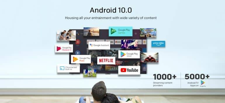 Skyworth Android 10