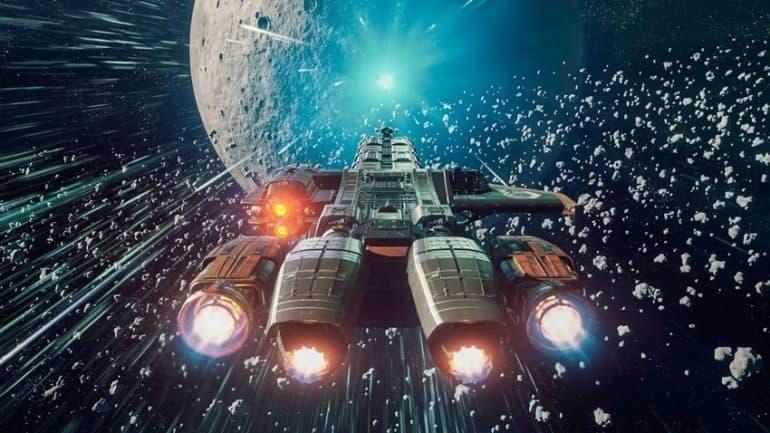Star Citizen game