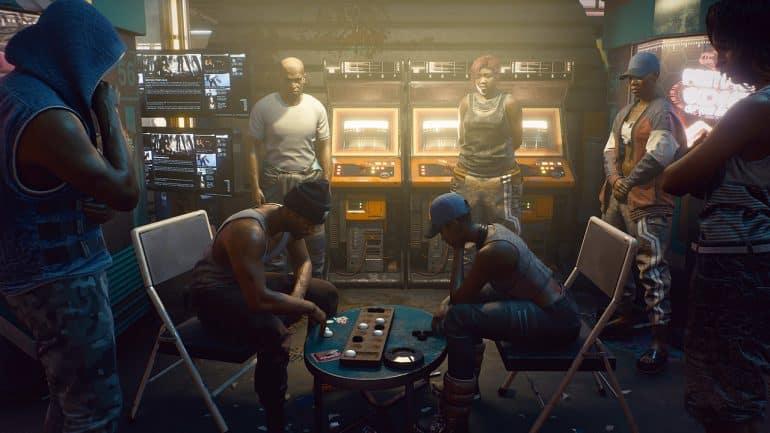 poker cyberpunk 2077