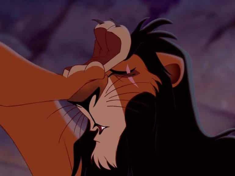 scar didn't eat mufasa