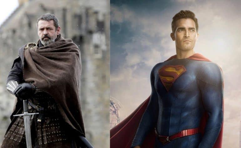 Angus Macfadyen Jor-el Superman & Lois