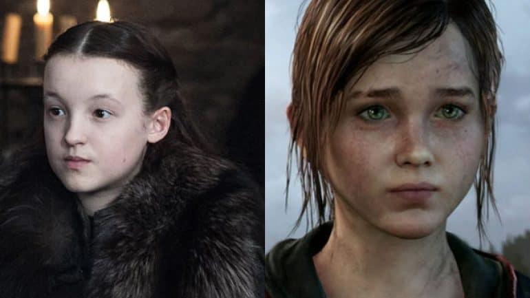 Bella Ramsey The Last of Us cast Ellie