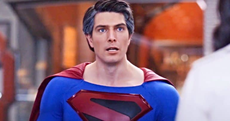 Christopher Reeve Kingdom Come Superman