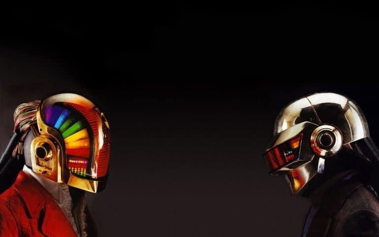 Daft Punk split quit
