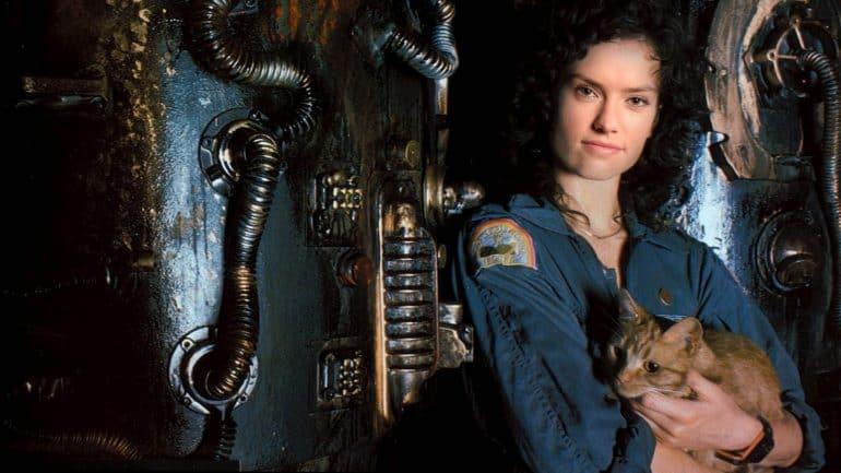 Daisy Ridley Ellen Ripley's Daughter