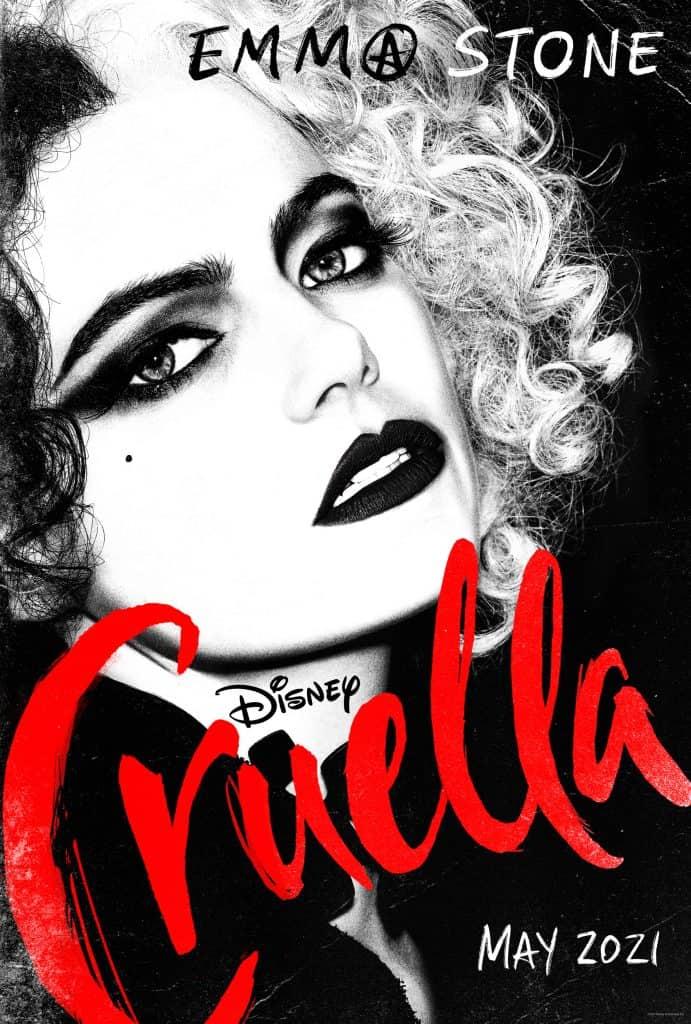 Disney Emma Stone Cruella