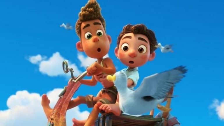 Disney Lucas Pixar Trailer