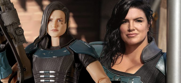 Gina Carano Hasbro Action Figures Are Selling Like Hot Cakes