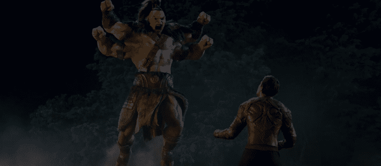 Goro Mortal Kombat 2021 Movie Trailer