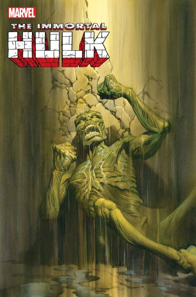 Hulk to Lose Strength in The Immortal Hulk