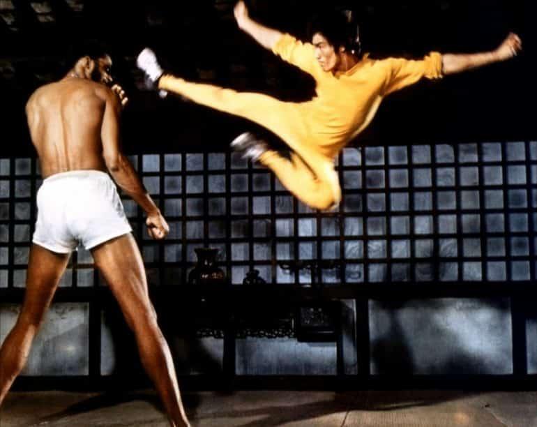 Kareem Abdul-Jabbar Bruce Lee