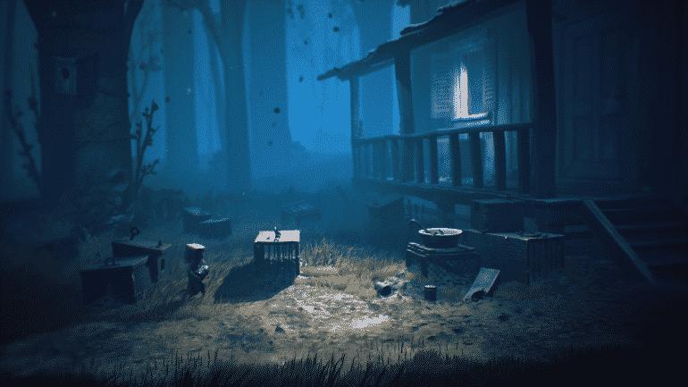 Little Nightmares II game review