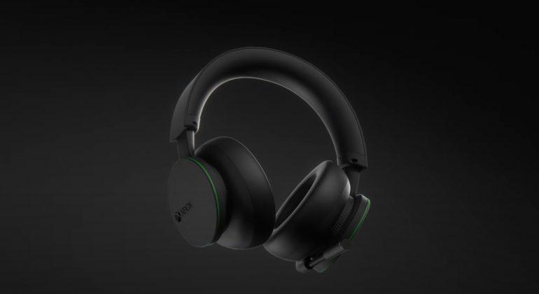 Microsoft Reveals Xbox Wireless Headset