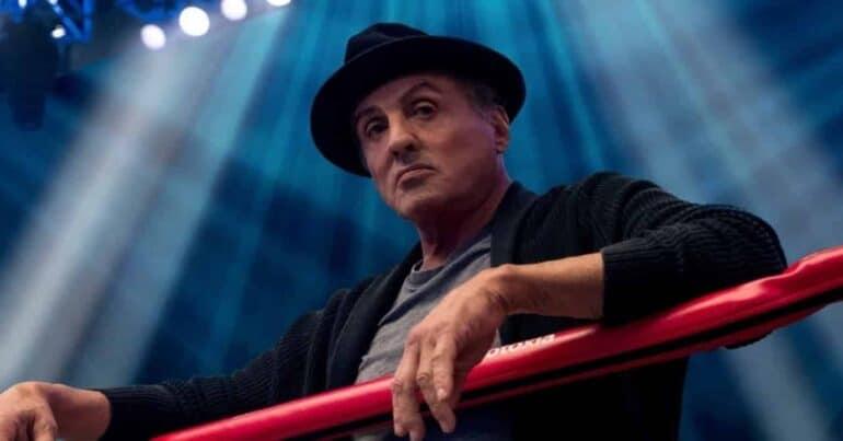Rocky Balboa New Rocky Movie Sylvester Stallone
