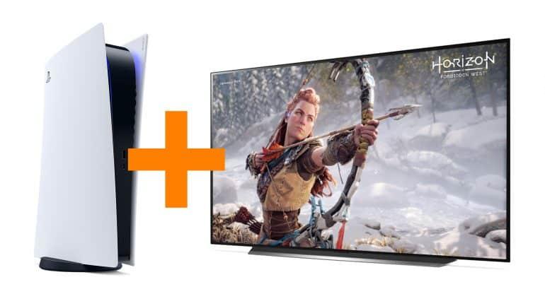 Samsung PS5 TV