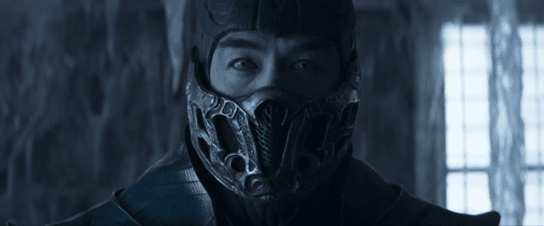 Sub-Zero Mortal Kombat 2021 Movie trailer