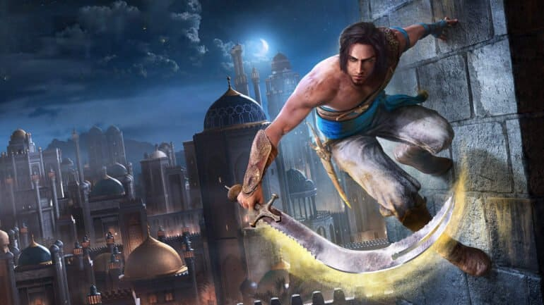 The Prince Of Persia: Sands Of Time Remake