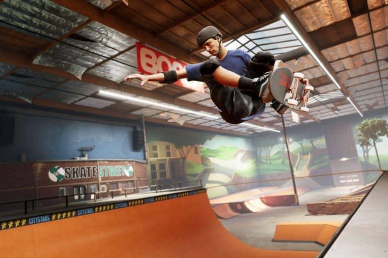 Tony Hawk's Pro Skater 1 + 2 Remaster PS5 Xbox Series X