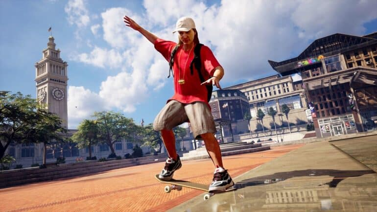 Tony Hawk's Pro Skater Remaster Heads To PS5, Xbox Series X & Switch