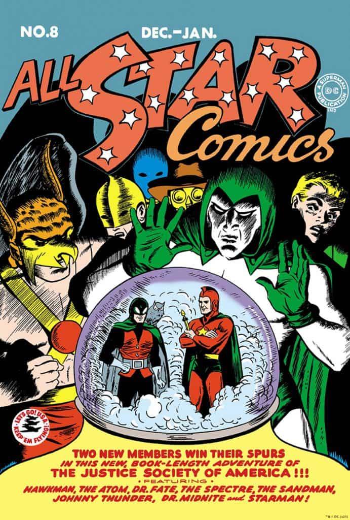 All Star Comics 1941