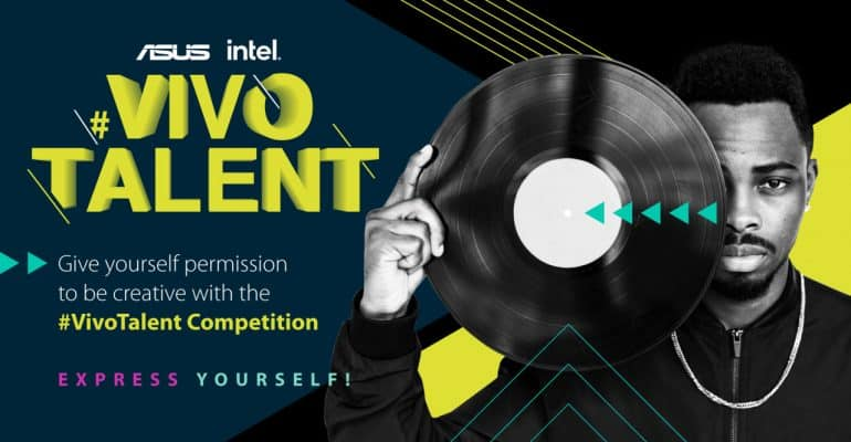 ASUS VivoTalent Competition - The Search for Creative Talent