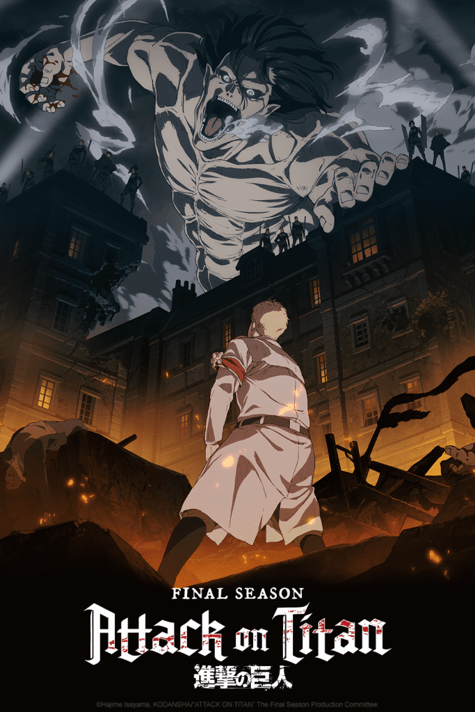 Attack On Titan Final Season Trailer