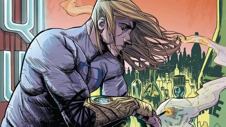 Buzz Kill Indie Comics