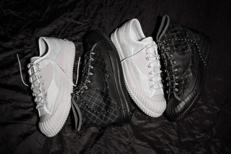Converse X Slam Jam Introduces Modern Bosey MC Sneaker Range