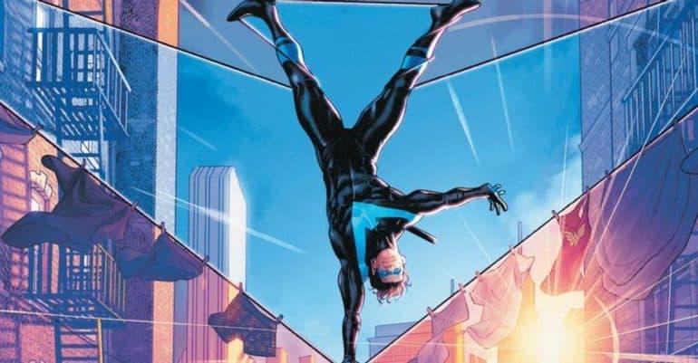 Dick Grayson in Nightwing #78