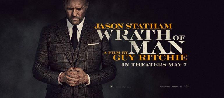 Jason Statham Wrath of Man