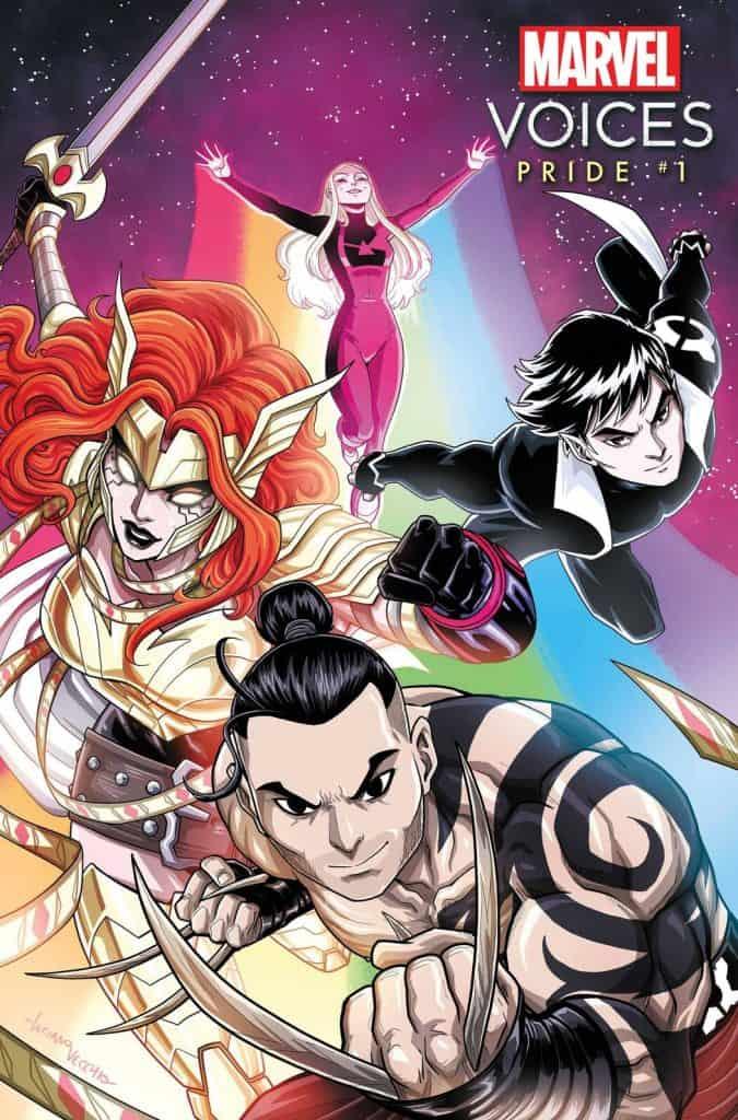 Marvel Pride Month
